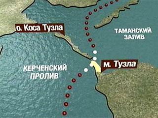 проект мостов через Керченский пролив
